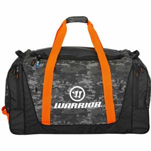Warrior Q20 CARGO ROLLER BAG LARGE tmavo zelená NS - Hokejová taška s kolieskami