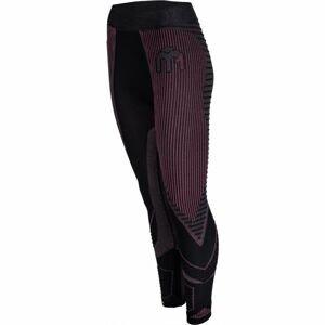 Mico 3/4 TIGHT PANTS M1 čierna XL - Dámske spodky