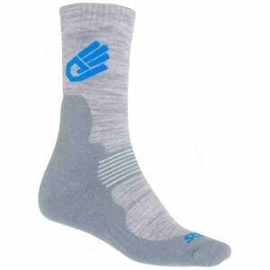 Sensor EXPEDITION MERINO šedá 43 - 46 - Ponožky