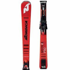 Nordica SPITFIRE PRO + TPX12 čierna 174 - Zjazdové lyže