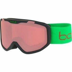 Bolle ROCKET čierna NS - Detské lyžiarske okuliare