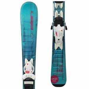 Elan STARR QS + EL 7.5  100 - Dievčenské zjazdové lyže
