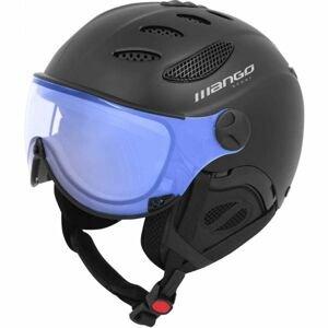 Mango CUSNA VIP čierna (60 - 62) - Unisex lyžiarska prilba s priezorom