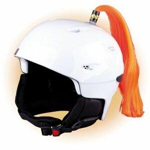 Crazy Ears CRAZY-COP oranžová  - Uši na prilbu