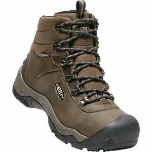 Keen REVEL III M GREA hnedá 11 - Pánska zimná obuv