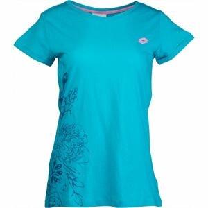 Lotto ELSA modrá XS - Dámske tričko