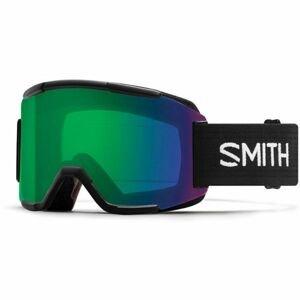 Smith SQUAD +1 tmavo sivá NS - Lyžiarske okuliare