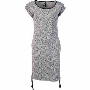 Willard TALIANA sivá XXL - Dámske šaty