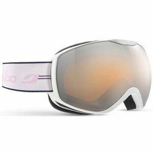 Julbo ISON biela NS - Unisex  lyžiarske okuliare