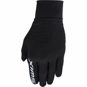 Swix NAOSX W čierna 7 - Dámske športové  rukavice