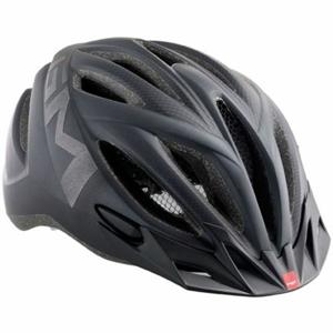 Met 20 MILES čierna (59 - 62) - Prilba na bicykel