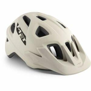 Met ECHO biela (57 - 60) - Prilba na bicykel