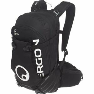 Ergon BA3 E PROTECT čierna NS - Cyklistický batoh