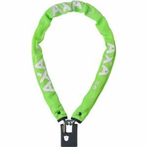 AXA CLINCH + 85 85/6 KEY + PADLOCK zelená NS - Reťazový zámok