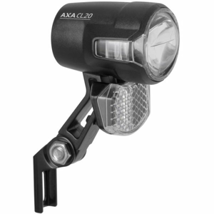 AXA COMPACTLINE20 20 LUX  NS - Predné svetlo na bicykel