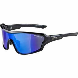 Alpina Sports LYRON SHIELD P čierna NS - Unisex  slnečné okuliare
