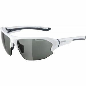 Alpina Sports LYRON HR VL biela NS - Unisex  slnečné okuliare