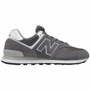 New Balance ML574ESN šedá 10.5 - Pánska voľnočasová obuv