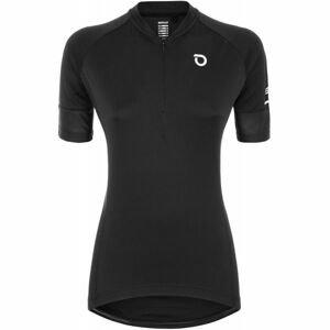 Briko CLASSIC W čierna M - Dámsky cyklistický dres