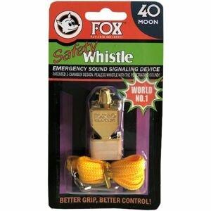 Quick FOX 40 ALU žltá NS - Píšťalka