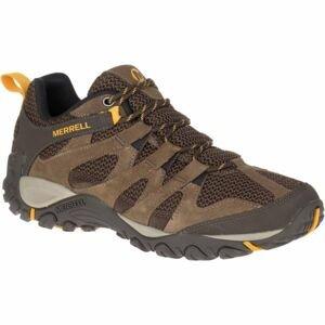 Merrell ALVERSTONE hnedá 12.5 - Pánska outdoorová obuv