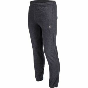 Russell Athletic JERSEY PANT tmavo šedá XL - Pánske tepláky