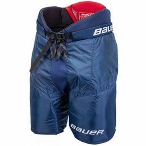 Bauer NSX PANTS JR modrá M - Juniorské hokejové nohavice