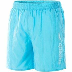 Speedo CHALLENGE 15WATERSHORT modrá S - Chlapčenské plavecké šortky