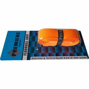 HS Sport FLORBAL73 PERFOROVANÁ oranžová NS - Omotávka floorbalovej hokejky