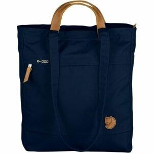 Fjällräven TOTEPACK NO. 1 tmavo modrá  - Dámska taška/batoh