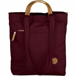Fjällräven TOTEPACK NO. 1 vínová  - Dámska taška/batoh