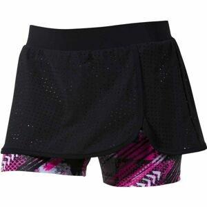Axis FITNESS SKIRT GIRL čierna 152 - Dievčenská športová sukňa