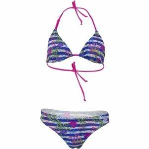 Axis DIEVČENSKĚ DVOJDIELNE PLAVKY fialová 164 - Dievčenské dvojdielne plavky