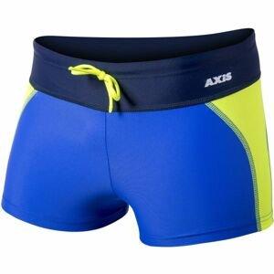 Axis CHLAPČENSKÉ PLAVECKĚ ŠORTKY modrá 164 - Chlapčenské plavecké šortky