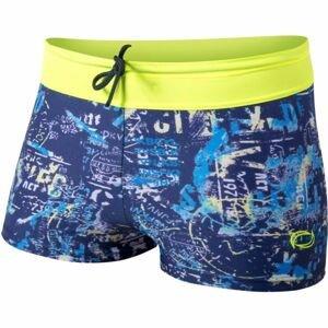 Axis CHLAPČENSKÉ PLAVECKĚ ŠORTKY žltá 128 - Chlapčenské plavecké šortky