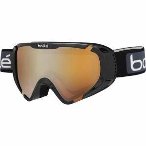 Bolle EXPLORER OTG čierna NS - Detské lyžiarske okuliare
