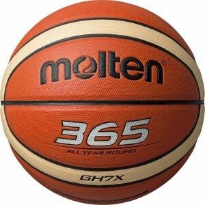 Molten BGHX hnedá 7 - Basketbalová lopta