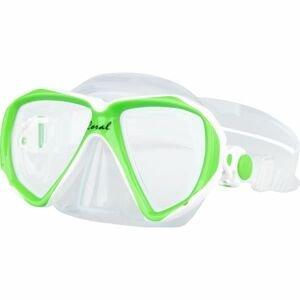 Finnsub CORAL JR MASK zelená NS - Juniorská potápačská maska