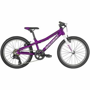 Bergamont BERGAMONSTER fialová 20 - Detský horský bicykel