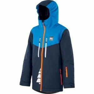 Picture MOVIE tmavo modrá 14 - Detská zimná bunda