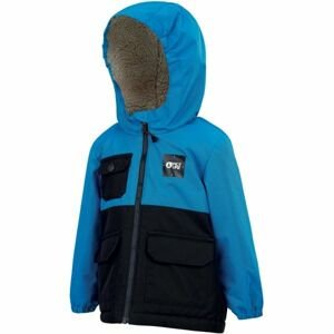 Picture SNOWY modrá 4 - Detská zimná bunda