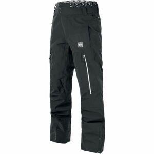 Picture OBJECT čierna L - Pánske zimné nohavice
