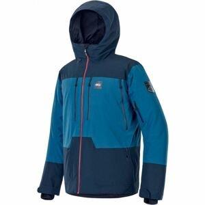 Picture DUNCAN modrá M - Pánska zimná bunda