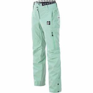 Picture EXA zelená L - Dámske zimné nohavice