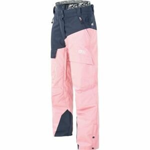 Picture WEEK END ružová S - Dámske zimné nohavice