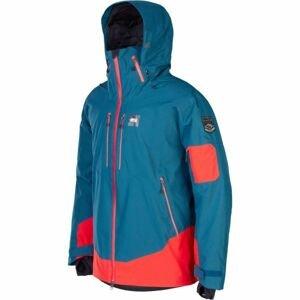 Picture TRACK modrá M - Pánska zimná bunda