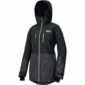 Picture APPLY čierna S - Dámska zimná bunda