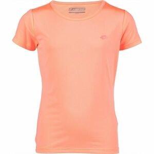 Lotto VIVI oranžová 140-146 - Dievčenské športové tričko