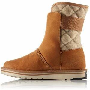 Sorel NEWBIE hnedá 7.5 - Dámska zimná obuv