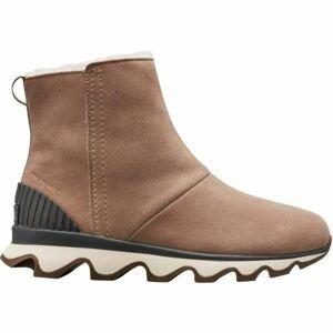 Sorel KINETIC SHORT hnedá 10 - Dámska obuv